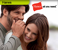 visit the website of Hanes